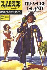 Modern Classics Illustrated Canadian Issue Treasure Island