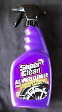 Super Clean Car Care All Wheel Cleaner, 3 (32 oz) bottles of Super Clean Foam