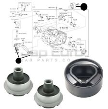 FOR LEXUS RX 400H 05-08 REAR DIFFERENTIAL DIFF ARM MOUNTING BUSHES KIT