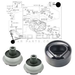 For Lexus RX400h 05-08 Rear Differential Diff Arm Mounting Bush Kit - New