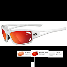 6d9ead43b1 Tifosi Dolomite 2.0 Pearl White Clarion Red Cycling Sunglasses