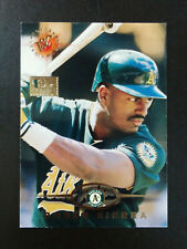 Ruben Sierra-1995 Stadium Club Baseball-1st Day Issue Insert-nr.mint-no.96-Oakla
