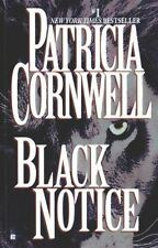 NEW! Black Notice by Patricia Cornwell (2000, Paperback)