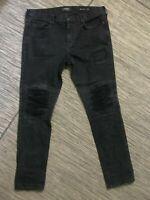 S.M.N Studio Jeans Men/'s Hunter Standard Slim Apache Dark