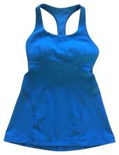 Lululemon Power Up Tank in Beaming Blue Sz 6