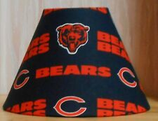Chicago Bears Fabric Lamp Shade ONLY lampshade NFL Cotton New handmade