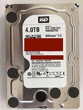"Western Digital WD Red 4 TB, SATA 7.2K 6Gbps 3.5"" WD40EFRX NASware 3.0"