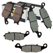 Brake Pads for Suzuki SV650 SV650A SV650S SV650Sa 2003-2008 Front Rear Pads