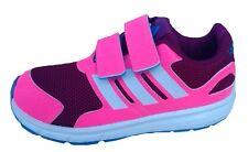 brand new 110f3 976fe Adidas Girls IK SPORT COMFORT trainer M25882 VELCRO Vibe Pinkraspbery  4k-9.5uk