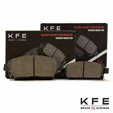 Ceramic Disc Brake Pad FRONT REAR Fits Buick Encore Verano Trax Volt 1467-1468