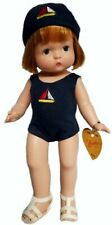"""Effanbee Beach-time Basic Red Hair Patsy 14"""" Painted Face PA0404"""
