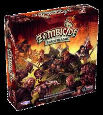 Zombicide - Black Plague, Grundspiel, Deutsch, CoolMiniOrNot / Asmodee