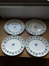 More details for four johnson brothers steak plates meadow brook