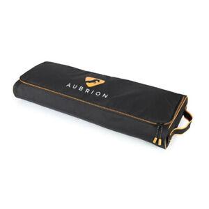 Aubrion Double Bridle Bag - Black