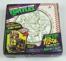 Teenage Mutant Ninja Turtles  TMNT Pop-Up Pizza Subway Scene Playset  RRP $49.95