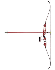 Cajun Fish Stick 45# RH Take-Down Recurve Bowfishing Package A6FS15845R