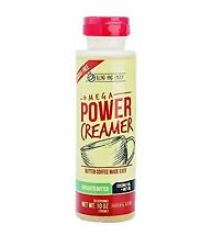 Omega PowerCreamer The All-in-1 Grassfed Butter Creamer + Coconut Oil + MCT Oil
