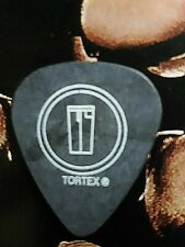 Blink 182 Take Off Your Pants and Jacket Tour black guitar pick