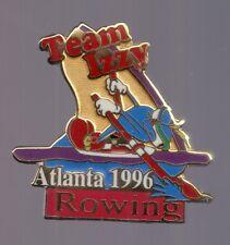 1996 Atlanta Team Izzy Rowing Olympic Pin