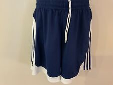 Adidas Climacool Shorts Active Mens Size Med Blue & White Stripes Clima365