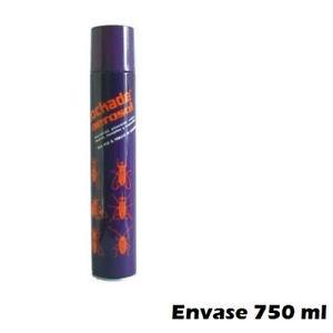 Spray Insecticida Aerosol conta Insectos Rastreros y Voladores Stockade 750 ml