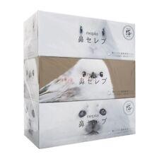 Nepia Nostril Cebu Tissue (200pcs) 3 Boxes