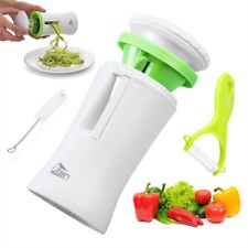 Spirale Coupe-légumes Spiralizer Fruits Légumes Cutter Twister Peeler Shred Outil