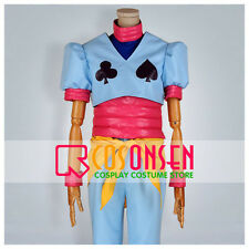 Cosonsen Hunter x Hunter Hisoka Cosplay Costume Full Set All Size Custom Made