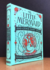 THE LITTLE MERMAID and Other Fairy Tales by HANS CHRISTIAN ANDERSON (Leather)
