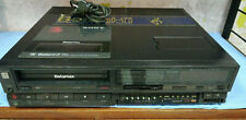 VIDEOREGISTRATORE VCR BETAMAX BETA HI-FI SONY SL-HF100 EC vintage cassette