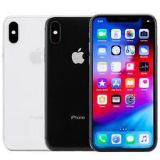 Apple iPhone X Smartphone 64GB 256GB AT&T Sprint T-Mobile Verizon or Unlocked