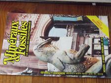 11µ? Revue Mineraux & Fossiles n°182 Eupsammia Epidote Chessy les Mines Grimsel