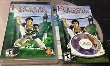 Kingdom of Paradise (Sony PSP, 2005) Video Game Complete