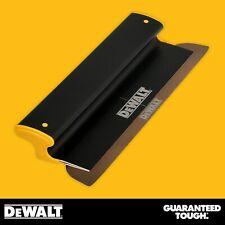 """DEWALT Drywall Skimming Blade 16"""" Finishing Tool Stainless Steel Paint Scraper"""