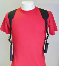 """Cell Phone Shoulder Holster Fits Phones 5"""" Tall x 3"""" Wide - Phone & Wallet"""