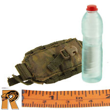 Gemini Zona - Water Bottle w/ Pouch - 1/6 Scale - Damtoys Action Figures