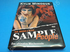 DVD Kylie Minogue - Sample People - Das ultimative Wochenende (I-184)