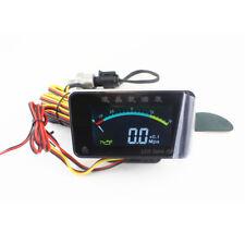 Car Digital LED Oil Pressure Gauge Engine Oil Pressure Meter Monitor Displayer