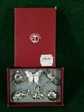 2002 Arthur Court Insect Magnets 6 IN ORIGINAL BOX