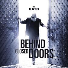 Kato - Behind Closed Doors (2013)  CD  NEW  SPEEDYPOST