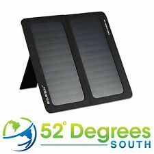 Eceen Foldable Solar Panel Hiking Camping 13 Watt Panel Solar Panel UK Stock