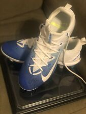 COREY SEAGER AUTOGRAPHED NIKE G SOL  BASEBALL CLEATS SIZE 12.5 PROMO Photo Shoot