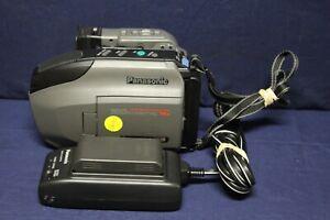 Panasonic Camcorder PV-L580D 150X Digital Zoom Palmsight LCD Palmcorder A2