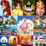 Cartoon 5D Diamond Painting Embroidery Arts Craft Mural Boys Girls Xmas Gift