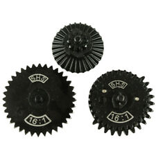 SHS CNC Gen3 16:1 Gearset Ultra High Speed for V.2 / 3 Gearbox AEGs