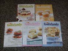 5 kraft food and family magazines great recipes