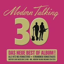 MODERN TALKING 30 2014 REMASTERED 2 CD NEW