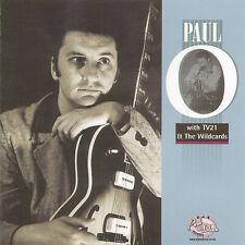 PAUL O & THE WILD CARDS CD Fantastic UK Rockabilly Garage Surf Rock 'n' Roll NEW