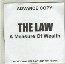 (CI684) The Law, A Measure of Wealth - DJ CD