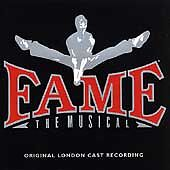 Fame - The Musical: Original London Cast Recording CD (1995)